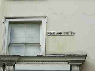 Adam and Eve street