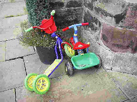 children's toy scooters